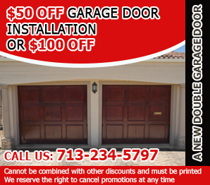 Garage Door Repair Jersey Village Coupon - Download Now!